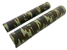 2 Piece Camo Shield Wrap Pad Set