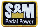 Pedal Power Patch