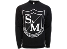 Big Shield Crew Neck Sweatshirt