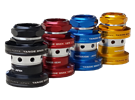 MX-125 Anodised Threaded Headsets