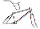 TA Replica Frame/Fork/Bar Kit